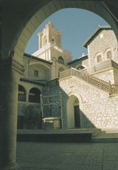 Kykkos Monastery, Troodos