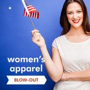Take a look at the Blow-Out: Women's Apparel event on #zulily today!