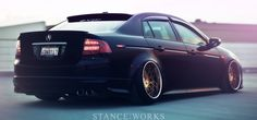 Stanced TL on VIP Modulars