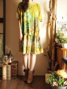 コーディネート集 VOL.10 エスニックボヘミアンファッション エスニックなら通販サイトshams