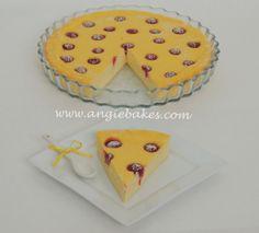 Lahodný tvarohový koláč bez cesta