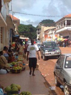 Bissau, Guinea-Bissau: Central market5
