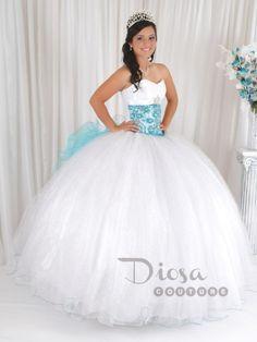 Quinceanera Mall dress