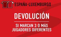 el forero jrvm y todos los bonos de deportes: sportium bono 50 euros devolucion Euro2016 España ...