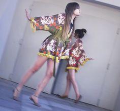 Colección de Kimonos Otoño 2013