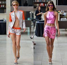 Pat Pat´s 2014-2015 Summer Womens Runway Looks - Temporada Verão 2014-2015 São Paulo Fashion Week Brazil Brasil Southern Hemisphere Moda Des...