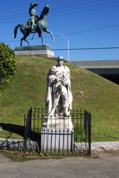 Metairie Cemetery, Confederate Statues, Louisiana History, Civil War Photos, Southern Style, Monuments, Soldiers, New Orleans, United States