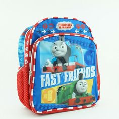 2bef81a90bb Thomas Tank Engine Friends Boys Backpack 10