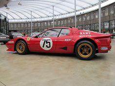 Ferrari 512 BB Le Mans