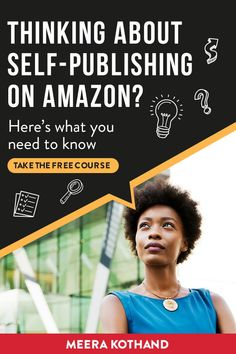 In this FREE Email Course, you'll discover if self-publishing is the right option for you as well as the pros and cons of using it to add an entirely new revenue stream! Make Money Now, Earn Money From Home, Make Money Blogging, Make Money Online, Business Entrepreneur, Business Tips, Online Business, Stress, Budgeting Finances