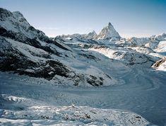 New Monte Rosa Hut, Zermat