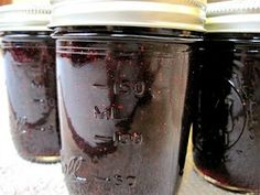 delightful country cookin': blueberry-lime jam