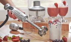Groupon - Cooks Professional 700W Stick Blender with Accessories for £26.99 With Free Delivery (66% Off) in [missing {{location}} value]. Groupon deal price: £26.99