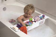 Køb Baby Dan, Opbevaringskurv til badekar - fra Lekmer.dk