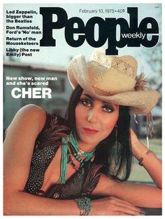 People magazine, February 10, 1975 — Cher -- A Lifetime Legacy -- http://alifetimelegacy.com