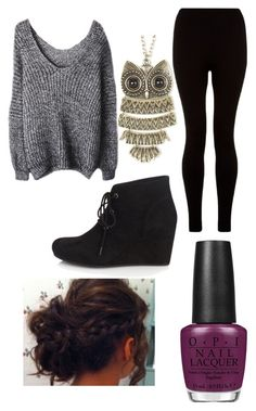 fall 2014 by ashleesailor on Polyvore featuring polyvore, moda, style, Forever 21, OPI, women's clothing, women's fashion, women, female, woman, misses and juniors