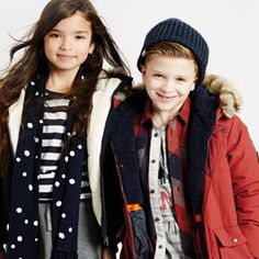 #Bench #Kindermode #Herbstmode