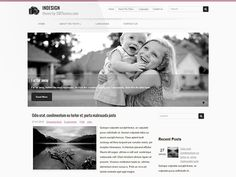 If you adore white and black and can't stop waiting for building a website for your peronal photo blog or photography studio then InDesign free WordPress theme will definitely fit your needs. Simple and laconic design will help you shots look extraordinaty, vivid and in style. Download this photography WordPress theme and install on to your server. Social Bar, Indesign Free, Themes Free, Responsive Web Design, Building A Website, Photo Blog, Premium Wordpress Themes, Waiting, Shots