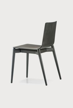 The Malmo wooden chair is in essence a traditional style cafe chair but with an updated appeal. The frame is composed of a durable solid wood. Wood Cafe, Cafe Chairs, Dining Chairs, Cafe Furniture, Stacking Chairs, Grey Stain, Contract Furniture, Black Stains, Catalogue