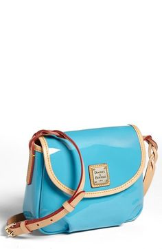 Dooney & Bourke Patent Leather Crossbody Bag available at #Nordstrom
