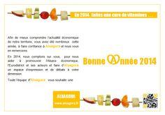 2014 :  Soyez la Génération Vitamines !