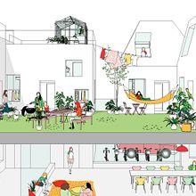 BYN I STADENStudent Housing / Linköpingwith Erik Ternstedt - Erik Revellé