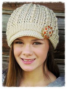 Lynze Lou Creations, crochet hats