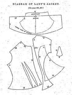 Greenberg: Godey's Lady's Book: Fashion: Practical Dress Instructor