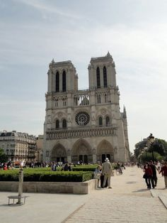 The one and only Notre Dame