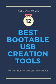 Free Tools to make Bootable USB drive from an ISO File. Create bootable USB drive to install new operating system. Computer Diy, Computer Projects, Computer Internet, Computer Technology, Computer Programming, Computer Science, Technology Hacks, Medical Technology, Energy Technology