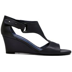 Unico by Top End. #topendshoes #cinorishoes #cinori #midheel #wedgeheel #races #bestseller #comfortableshoes #comfort #timeless #style #fashion #shoes #navy #goeswitheverything Navy Tops, Shoe Brands, Comfortable Shoes, Best Sellers, Wedge Sandals, Style Fashion, Fashion Shoes, Black Leather, Wedges
