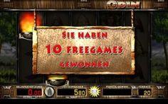 Merkur Magie: Odin seit 12.12.2014 bei platincasino http://www.spielothekenspiegel-automatenspiele-online.de/news4you
