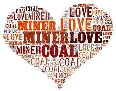 Love my coal miner!
