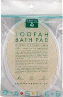 Earth Therapeutics Loofah Bath Pad 1 Pad(s) by Earth Therapeutics. $4.50. Natural or Organic Ingredients. Earth Therapeutics Loofah Bath Pad 1 Pad(s)