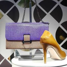 So fascinated with the SS 2017 collection of bags in Galuchat leather from @NinetyJoyería, look how perfectly they match with Olivia pumps from @ValettiDesign! 😍  Visit Cherry Heel and get inspired! ❤ More look ideas in the boutique ❤❤❤  #CherryHeel #Luxury #shoe #boutique #Barcelona #Ninety #galuchatleather #bag #stiletto #Valetti #Spring #Summer #April #look #instafashion #instadaily #ootd #eveningbags #glamorous #style #elegance #барселона #шоппинг #весна2017 #блоггер #стиль