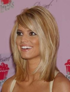 Jessica Simpson Hairstyles 2015 have evolved through the years. She has been an inspiring role model for many women around the world.