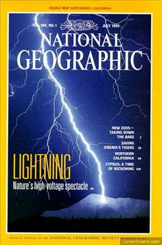 Lightning — Nature& High Voltage Spectacle from the Tesla Universe Article Collection