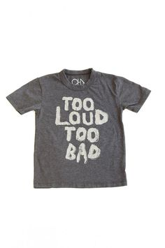 TooLoud Dangerous Business Infant T-Shirt Dark