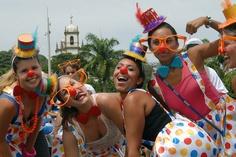 Street carnival. Photo: Evandro Matheus.