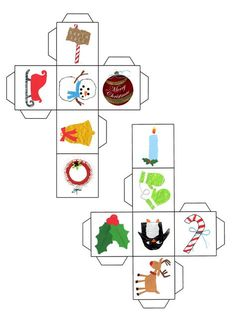 Posts about Christmas written by Easy Crafts For Teens, Diy Arts And Crafts, Christmas Activities, Activities For Kids, Story Dice, Library Plan, Story Cubes, Homeschool Worksheets, Learning English For Kids