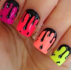 Nagellak kunst / nail art