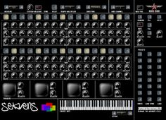 Sekvens, a free VST sequencer made for live use on stage (Early Alpha and Beta releases).http://www.vstplanet.com/News/2014/Free-VST-sequencer-released-by-Noisebud.htm