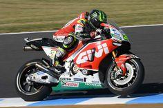 "MotoGP – Cal Crutchlow: ""Perdi a oportunidade de estar na primeira fila da grelha"""