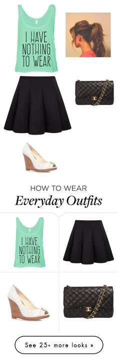 """' I Have Nothing To Wear'"" by em003day on Polyvore featuring MICHAEL Michael Kors, Chanel, women's clothing, women, female, woman, misses and juniors"