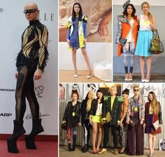 fashion people, fashion week , panna paris
