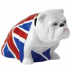 Royal Doulton Bulldogs, Jack DD 007