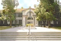 The real West Beverly High- Torrance High School in Torrance California.