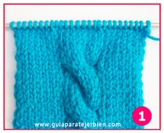 Tejer Cuerdas: Paso a Paso Knit Crochet, Knitting, Sweaters, Knit Patterns, Crochet Throw Pattern, Open Weave, Happy Fathers Day Images, Knitting Tutorials, Tricot