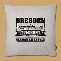 DRESDEN - SACHSEN - 1.3.0 Sofakissenbezug | Creative Media Impressions
