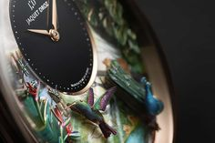 Limited Edition Luxury Jaquet Droz Tropical Bird Repeater